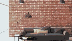 Create a Bright, Dry Space in a Gloomy Basement
